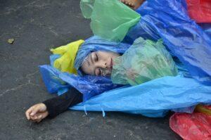 Politics on Plastic Crisis